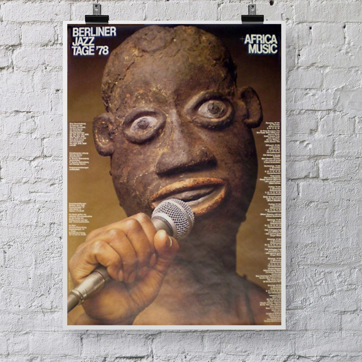 Fela Kuti 1978 Poster