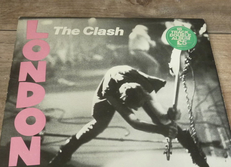 The Clash - London Calling 1979 UK Double LP