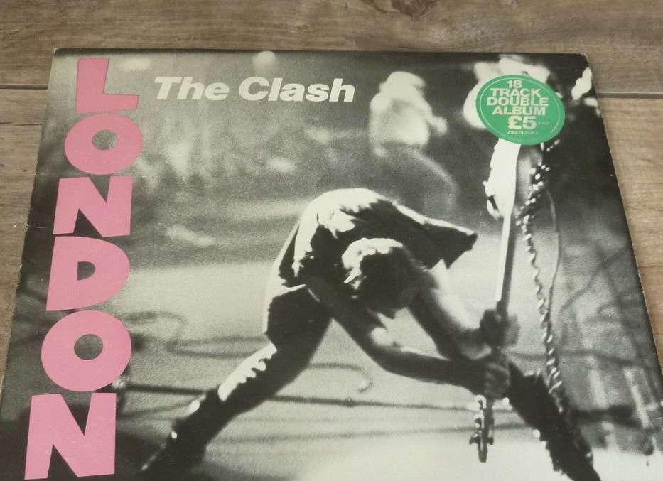 The Clash - London Calling 1979 UK Double LP