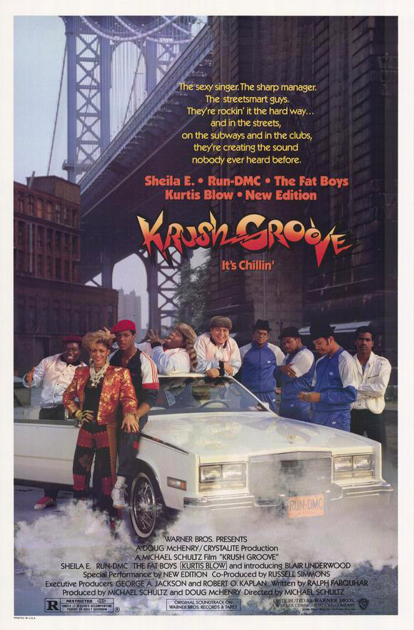 30th Anniversary of Krush Groove Movie